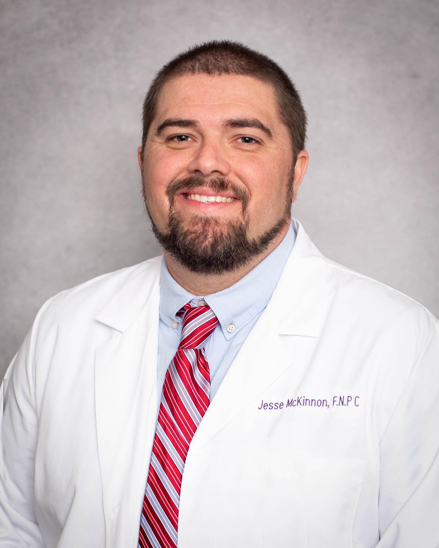 Nurse Practitioner Jesse Clay McKinnon, NP-C